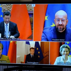 EU-China Comprehensive Agreement on Investment (CAI)